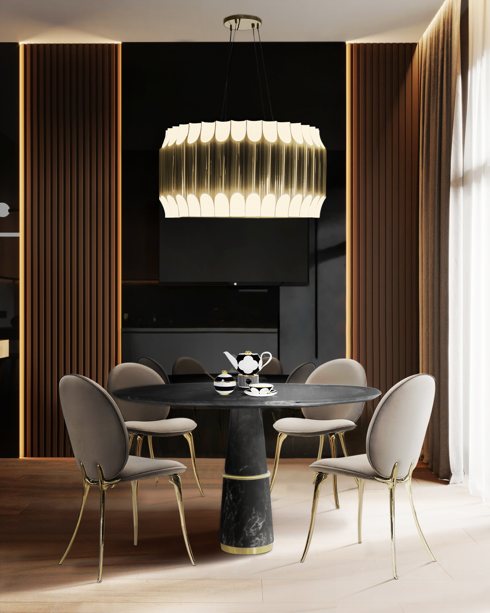 How To Design The Perfect Dining Room