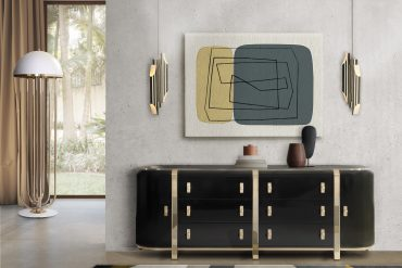 ADD A MID-CENTURY MODERN LOOK TO YOUR ENTRYWAY