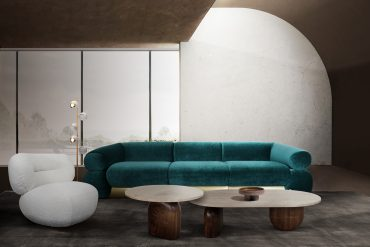 SOPHISTICATED MID-CENTURY MODERN DESIGN FOR YOUR LIVING ROOM