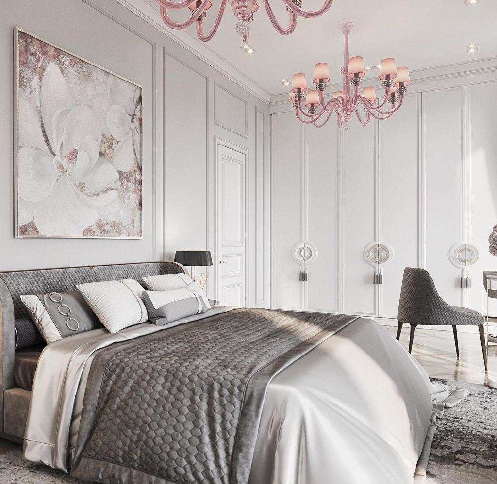 All-White Interior Design Projects - Discover Domoff Interiors' Secret!