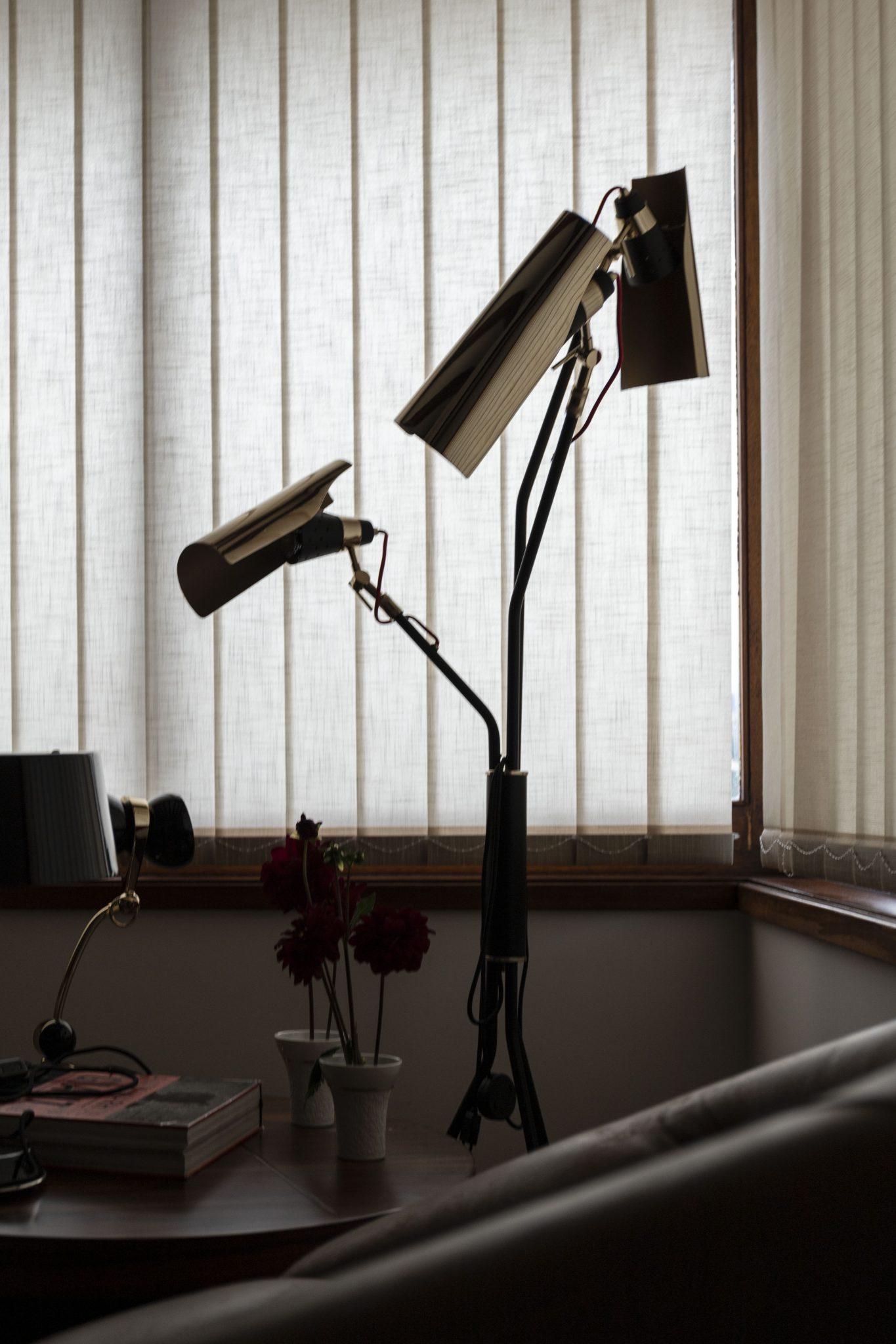 Make your décor shine with Jackson floor lamp