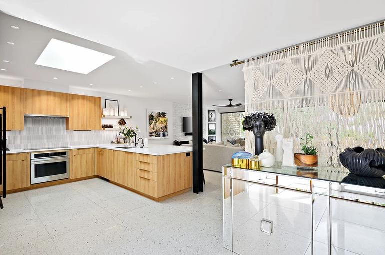 Step Inside Staci Munic Interiors' Functional, Modern & Glamorous Project!