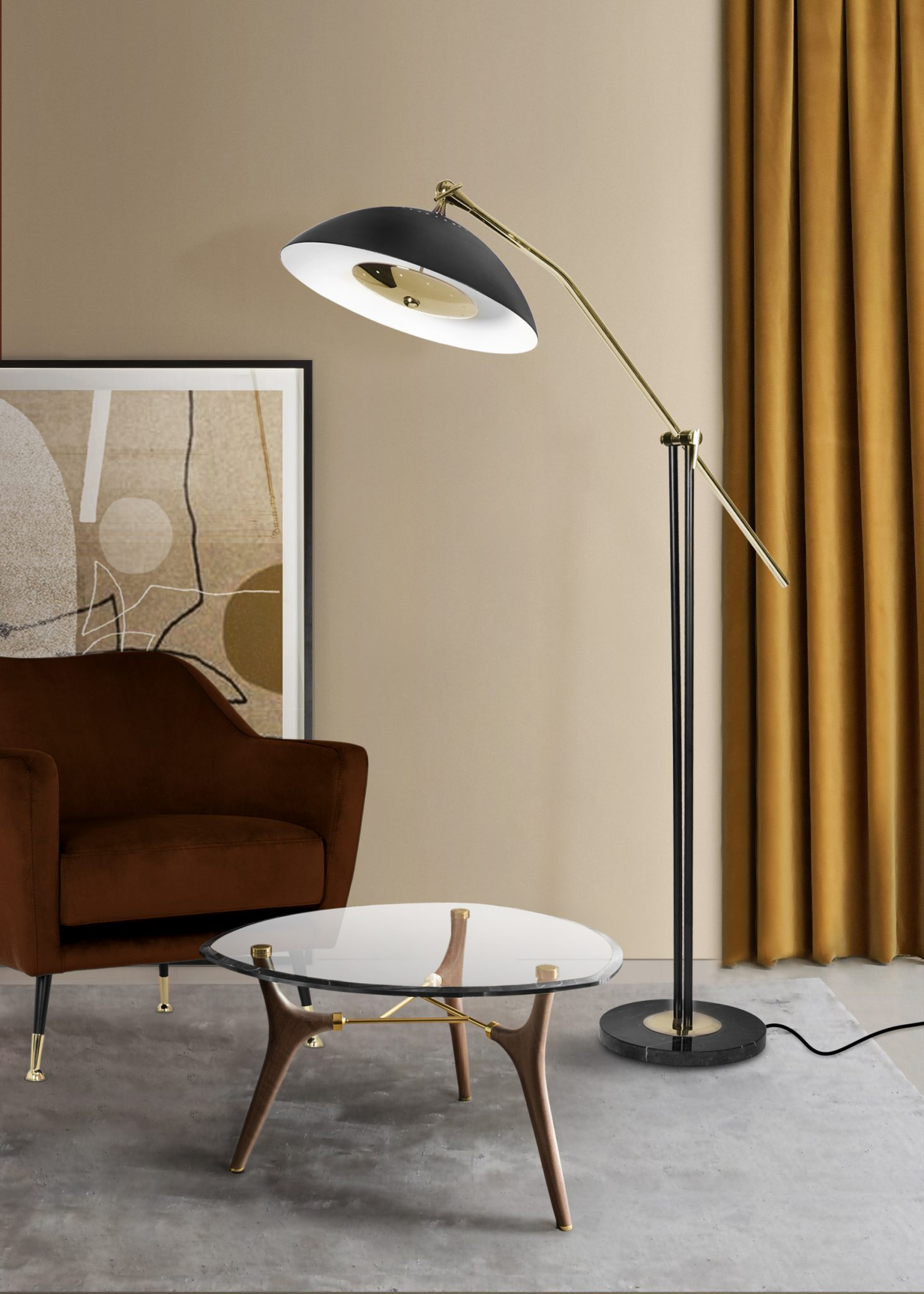 MINIMALIST LIGHTING DESIGN FOR YOUR LIVING ROOM