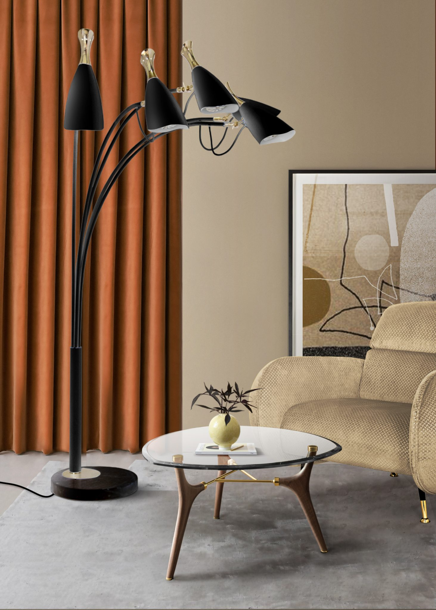 ADD STYLE TO YOUR LIVING ROOM