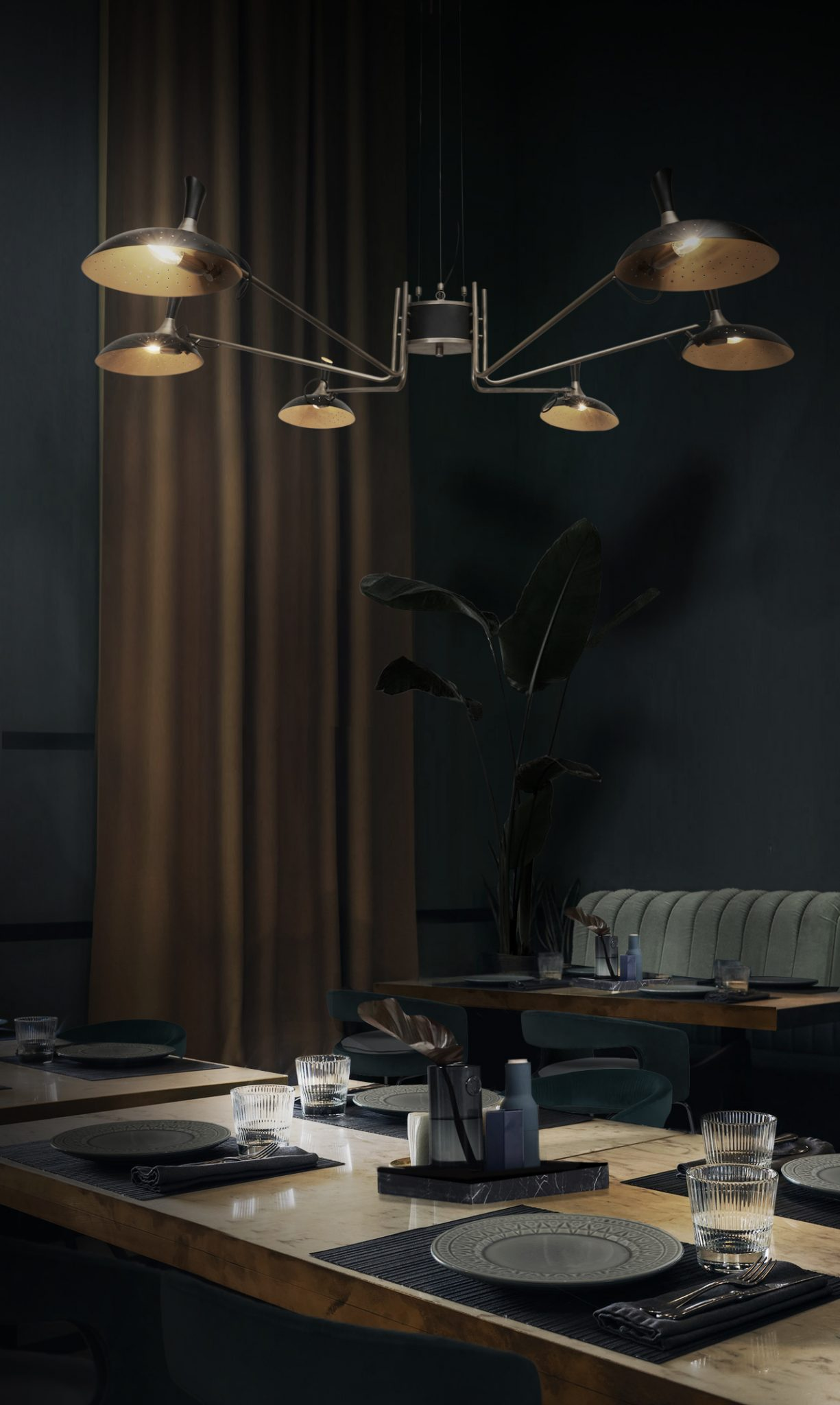 MODERN RESTAURANT LIGHTING