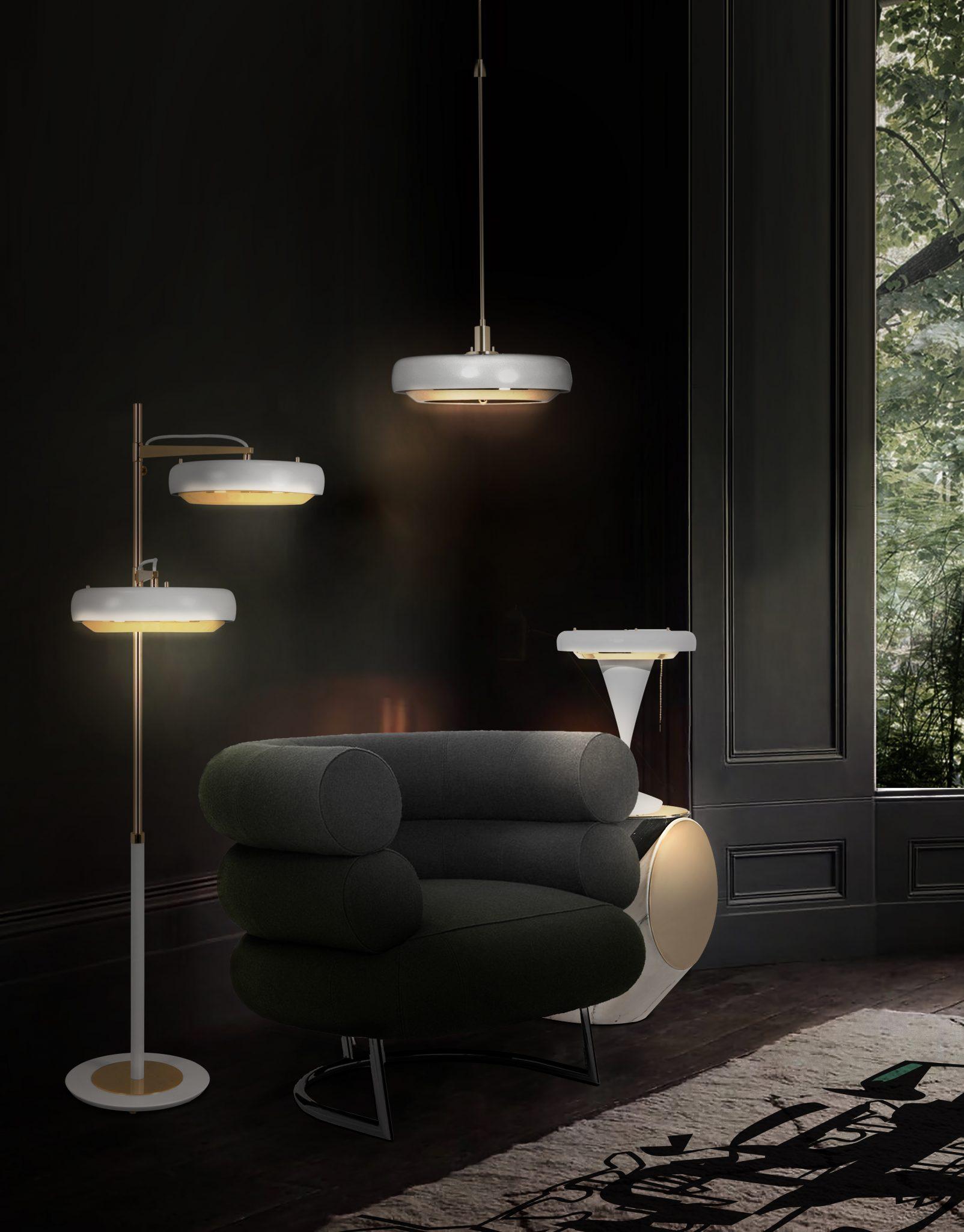 MODERN HOME DECOR WITH MEMORABLE LIGHTING DESIGN