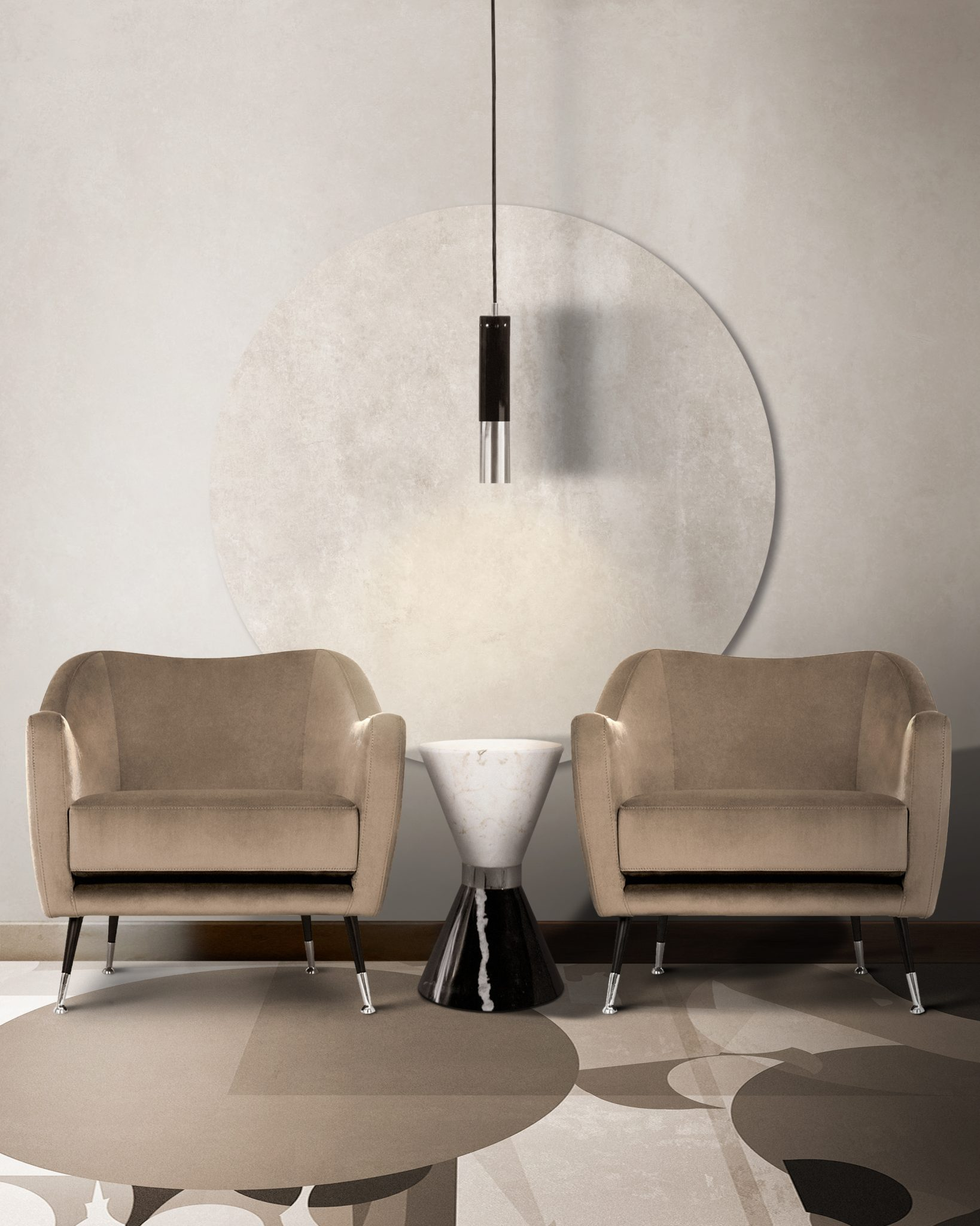 ADD A MODERN AND INDUSTRIAL FEEL TO YOUR SPACE