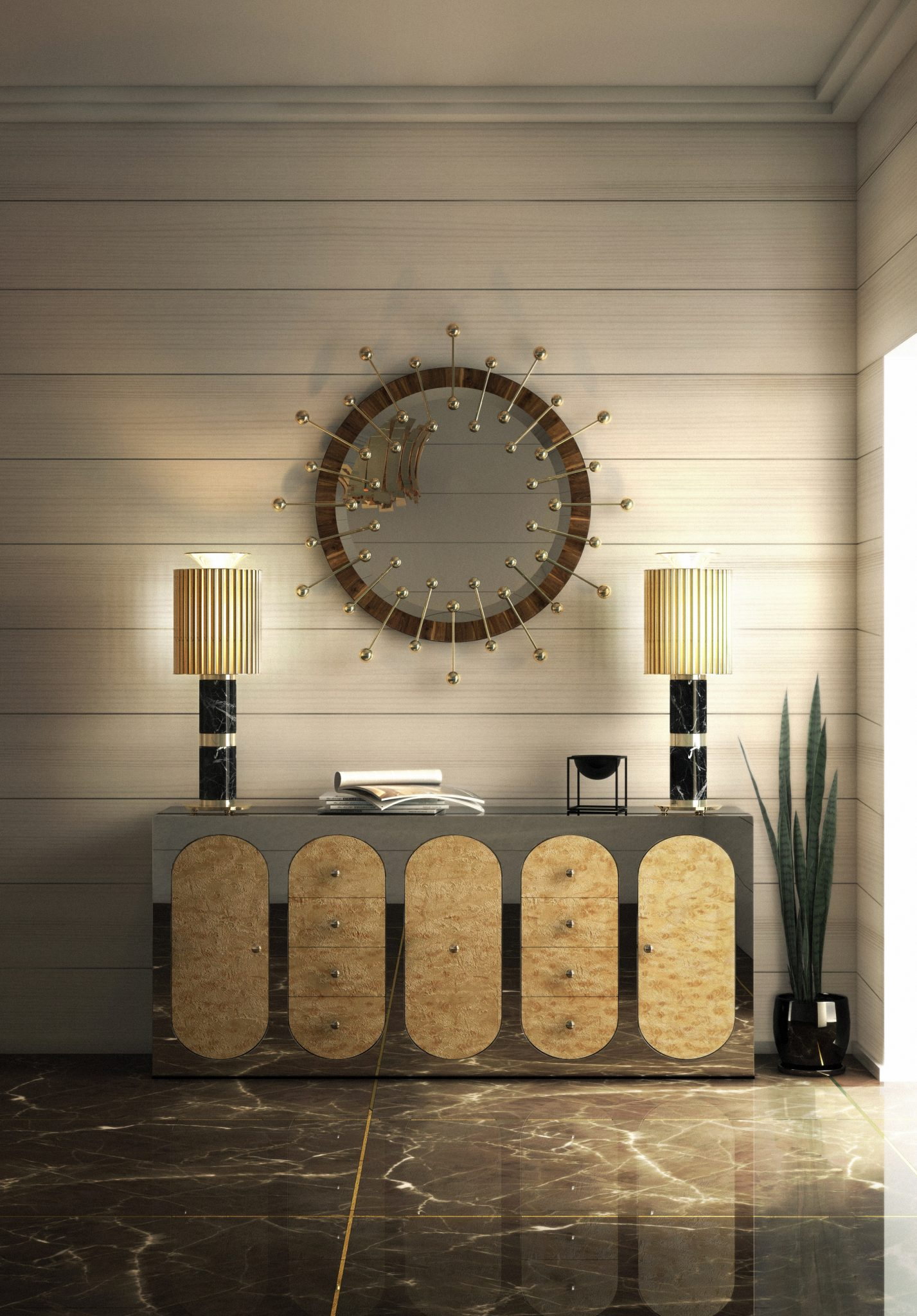 REVAMP YOUR HOME DECOR WITH THE MAJESTIC DONNA LAMP