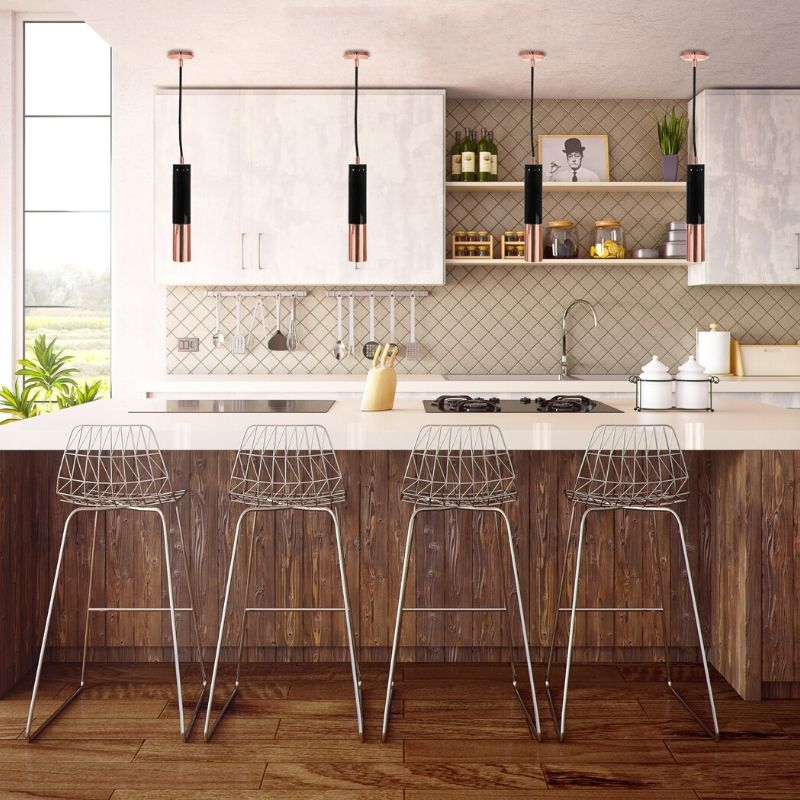 This Kitchen Island Is The Crown Jewel of Brian Brown Studio's Residential Project! Check out!