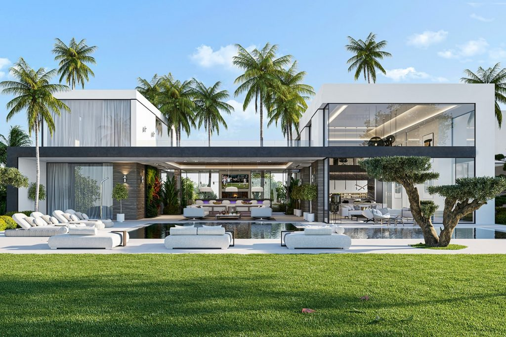Consider This All-White Residential Project a Mental Brief Vacation From Your Day