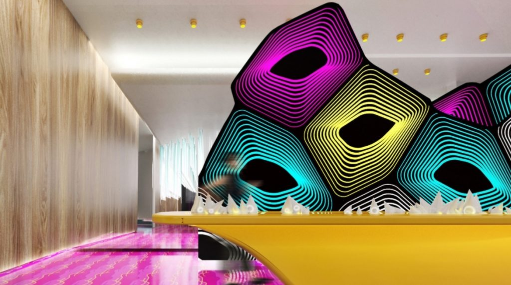 American Design Trends 2021: How To Pull Off The Hip Industrial Look With The Help Of Karim Rashid