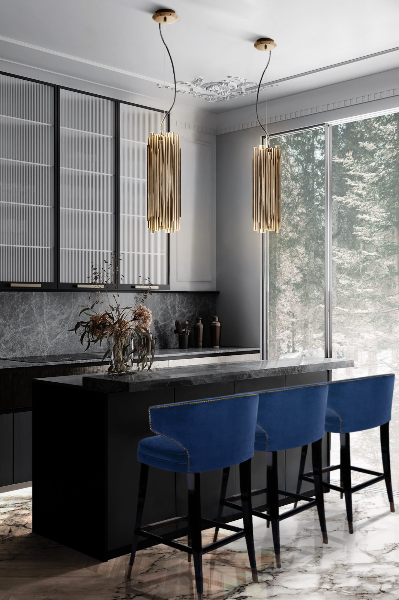 ADD ELEGANCE TO YOUR KITCHEN COUNTER