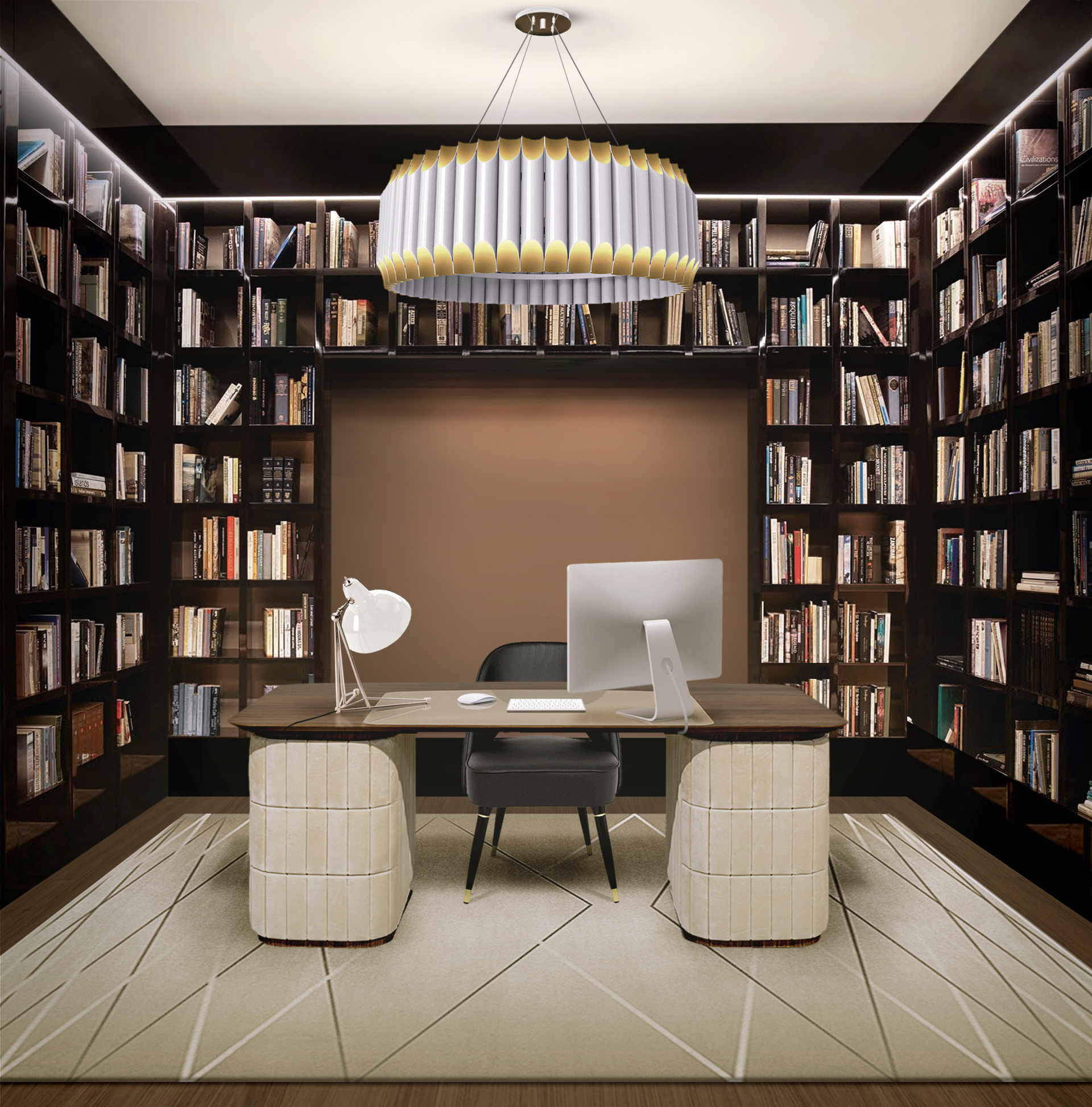 ULTIMATE HOME OFFICE INSPIRATION