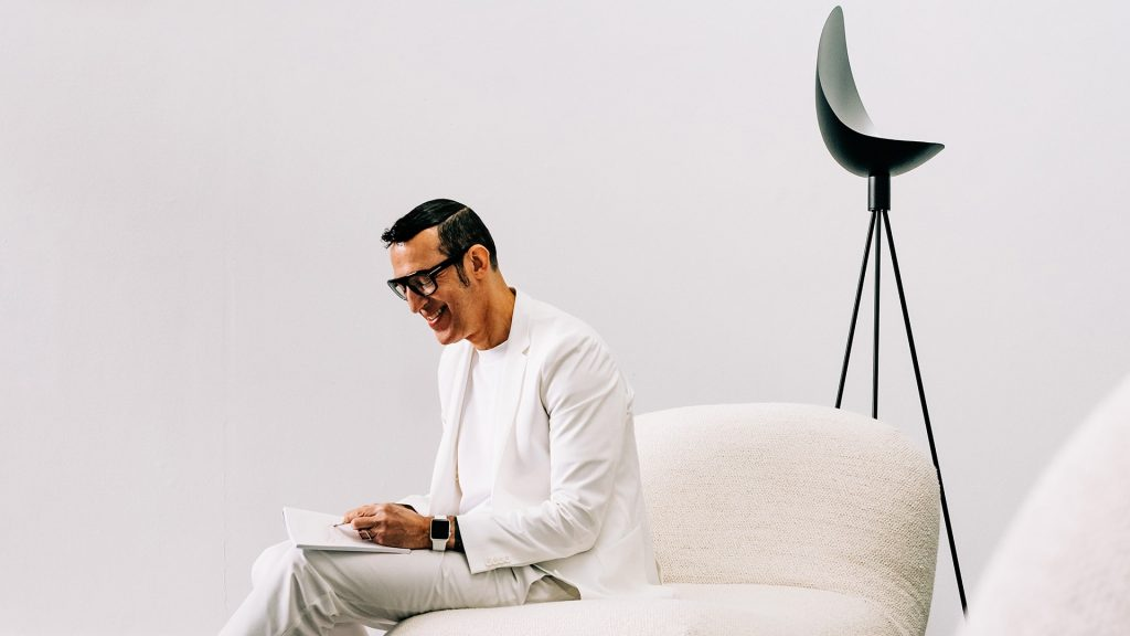 My Design Journey: Karim Rashid On His Futuristic Style Signature and Becoming One of The Most Prolific Designers of His Generation