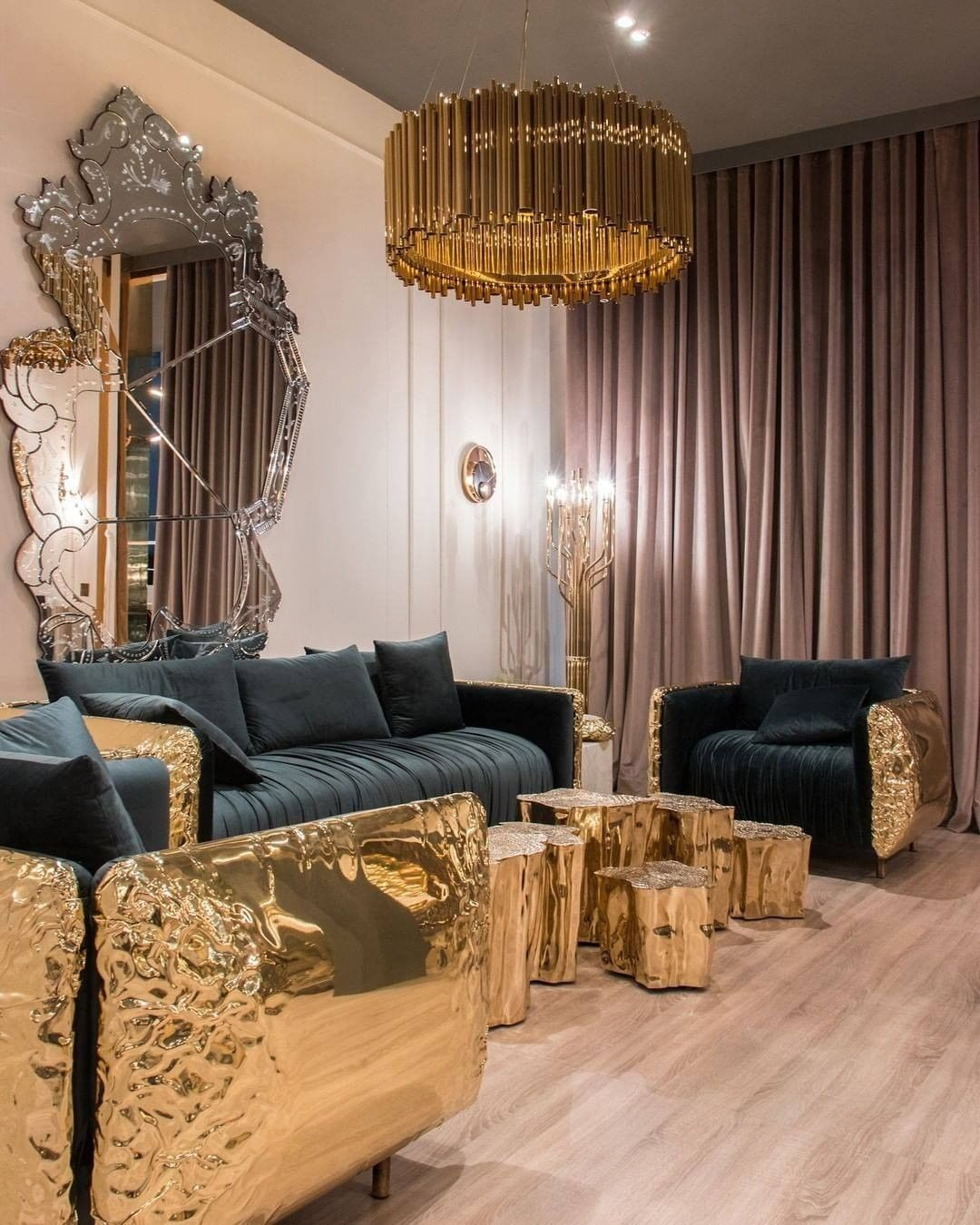 THE PERFECT LIVING ROOM TO DEFINE LUXURY
