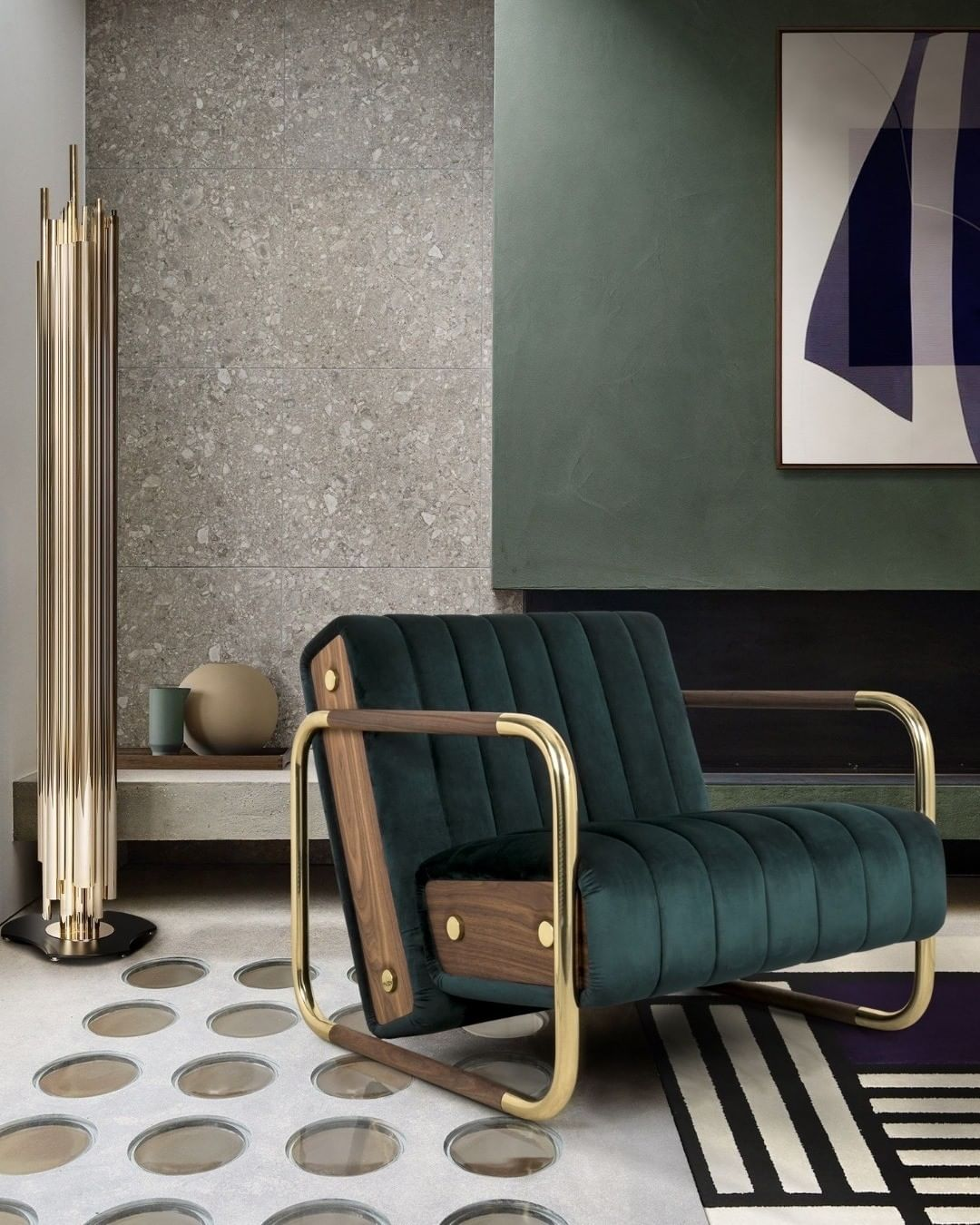 TRANSFORME YOUR LIVING ROOM WITH BRUBECK