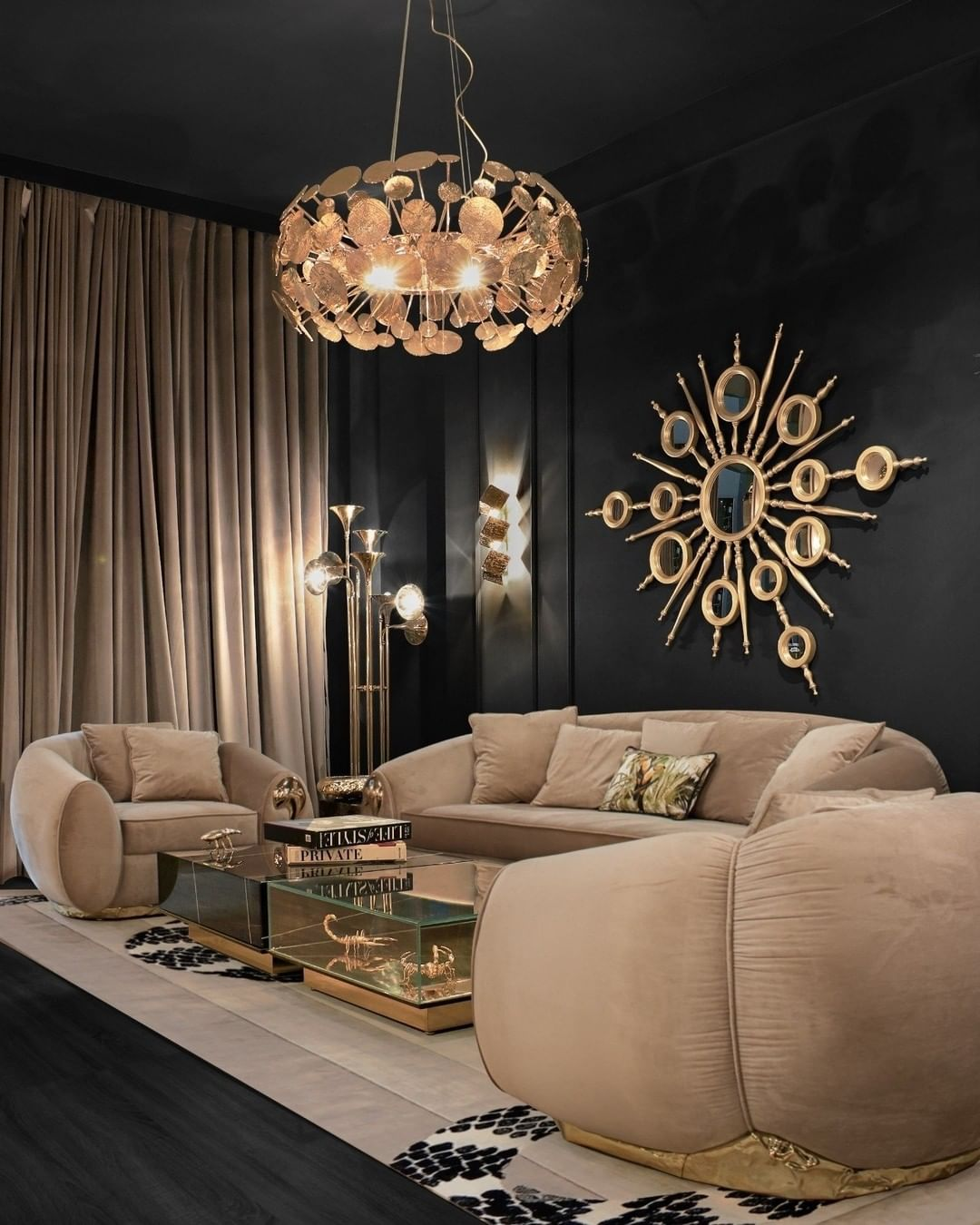 THE ULTIMATE INSPIRATION FOR LIVING ROOMS