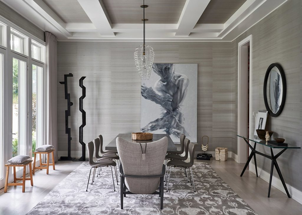 These Wallcoverings of Phillip Jeffries Will Make You Want to Redecorate ASAP