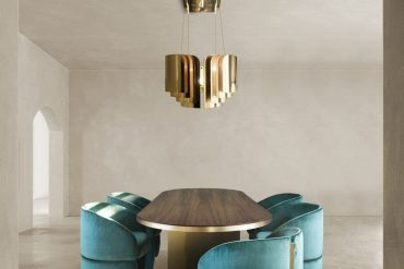 THE MID-CENTURY MODERN STYLE LAMP IN YOUR DINING ROOM CAN MAKE ALL THE DIFFERENCE