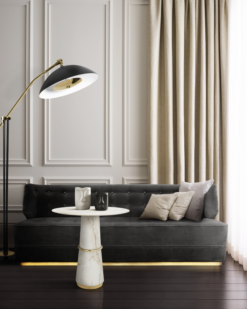 THE IDEAL MID-CENTURY MODERN FLOOR LAMP FOR YOUR HOME