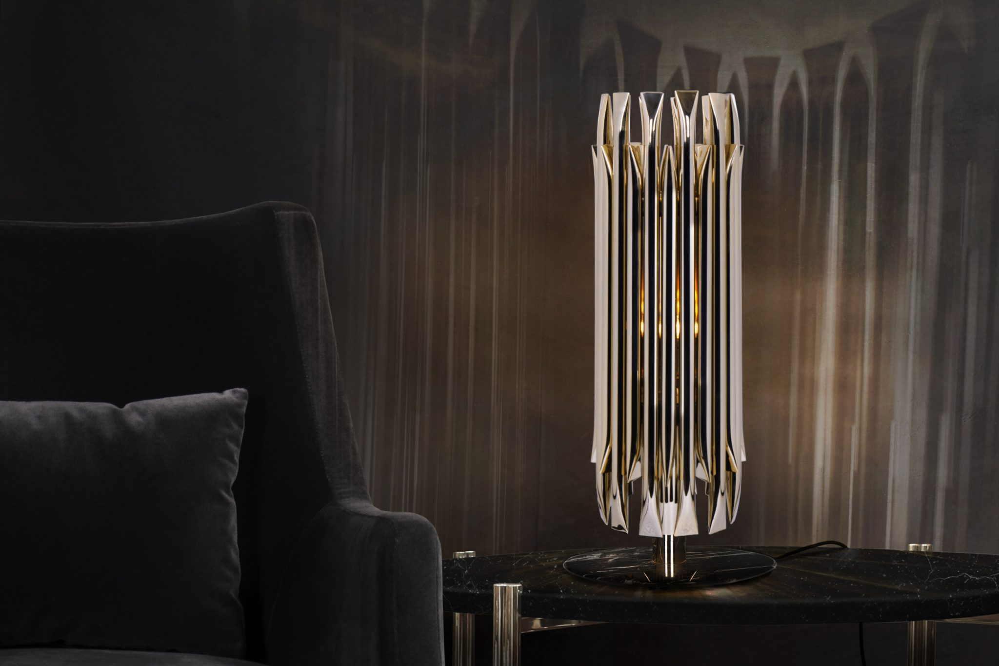 UNIQUE LIGHTING DESIGN FOR LIVING ROOM AMBIANCE