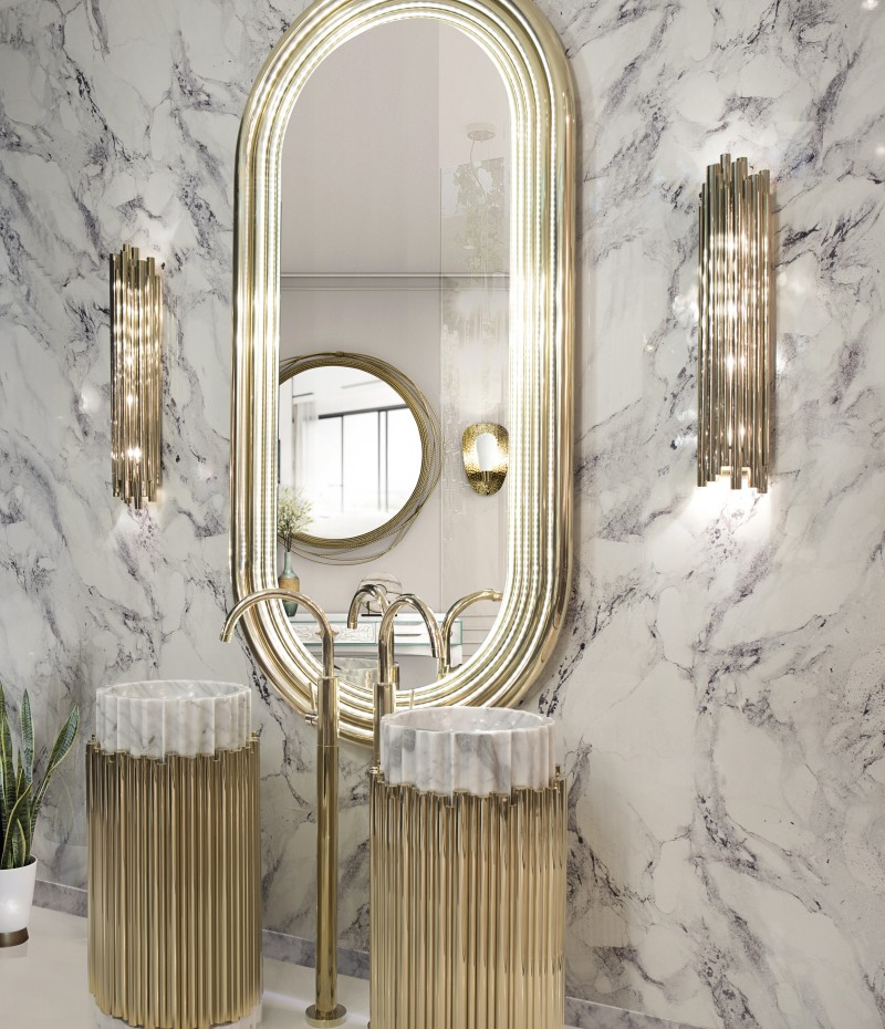 BRUBECK XL WILL DEFINITELY CHANGE YOUR LUXURY BATHROOM