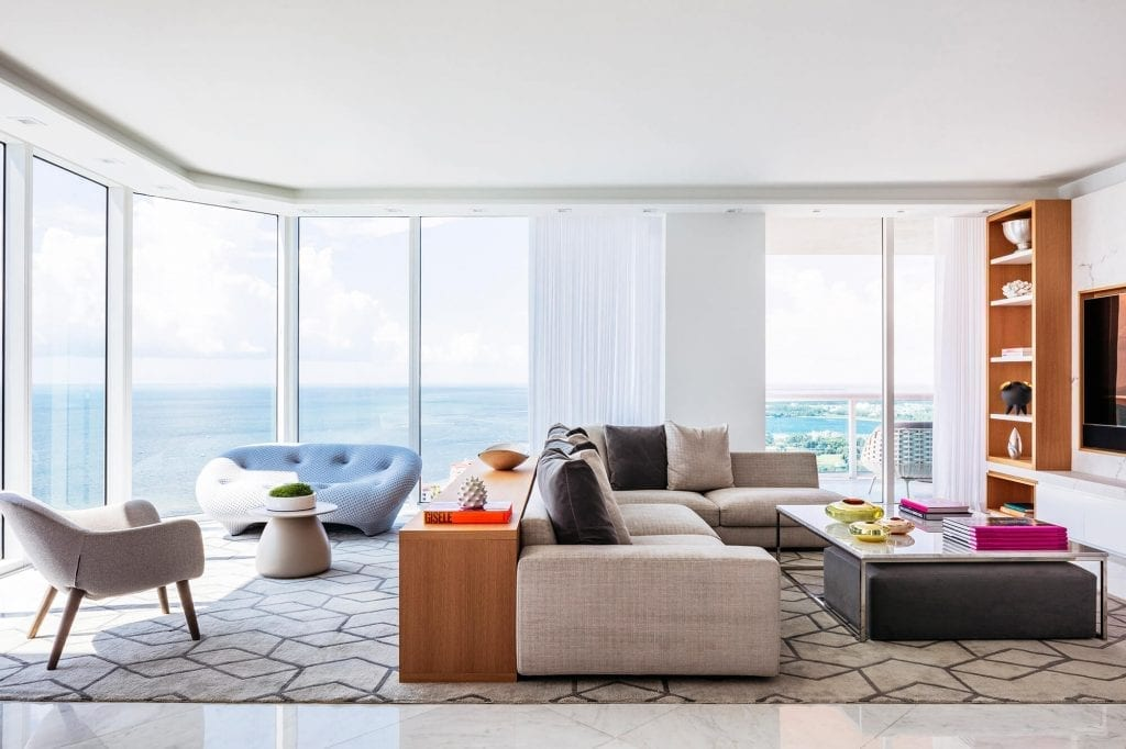Discover Britto Charette's Portofino Project: A Fantastic Blend of Art Deco and Contemporary style