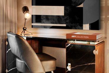 Ideal Lighting Designs For An Elegant Office