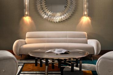 Living Room Designs For Mid-Century Modern Lovers
