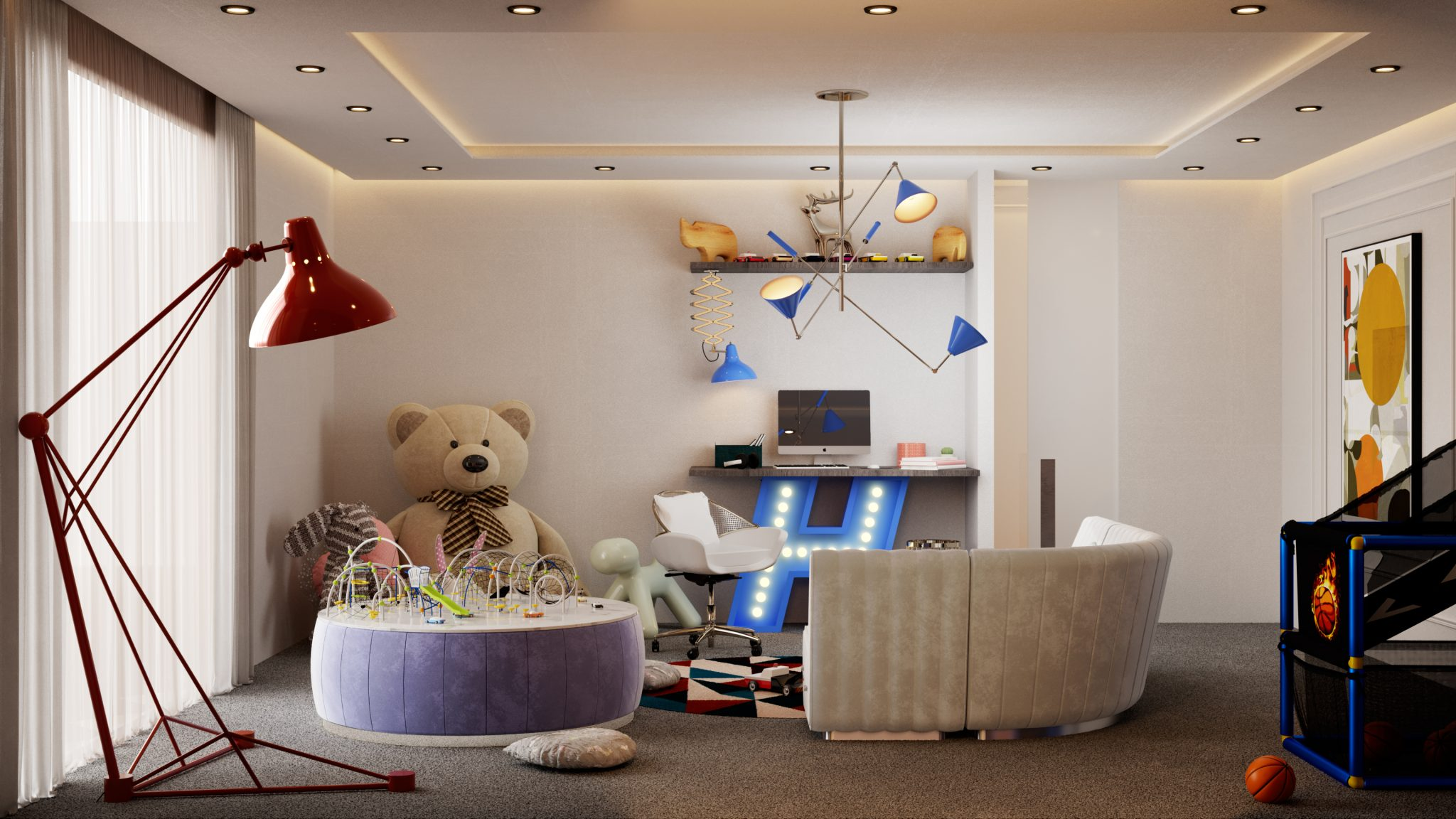 Lovely Playroom In Our Million Dollar NYC Apartment
