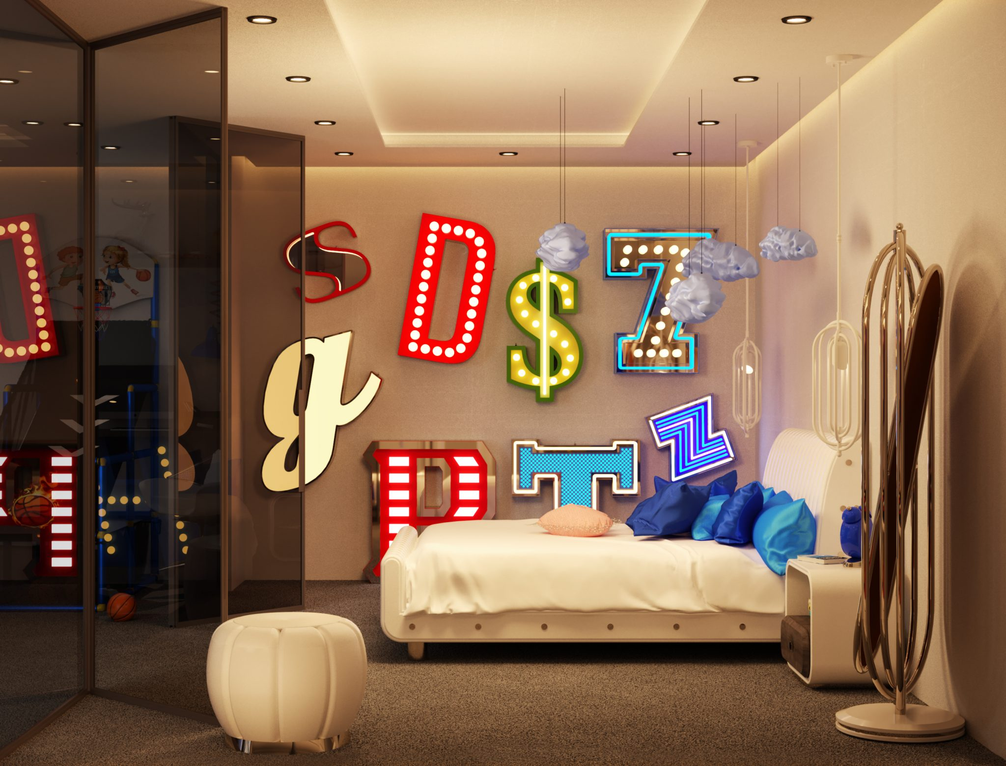 It's Time To Get Into Some Fun Bedroom Designs!