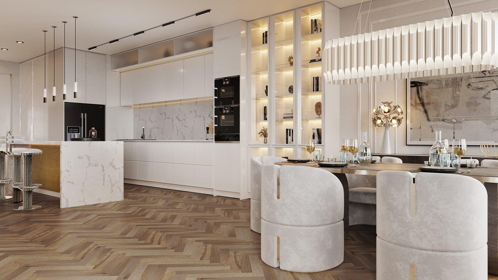 Unique Kitchen Designs For Mid-Century Modern Lovers