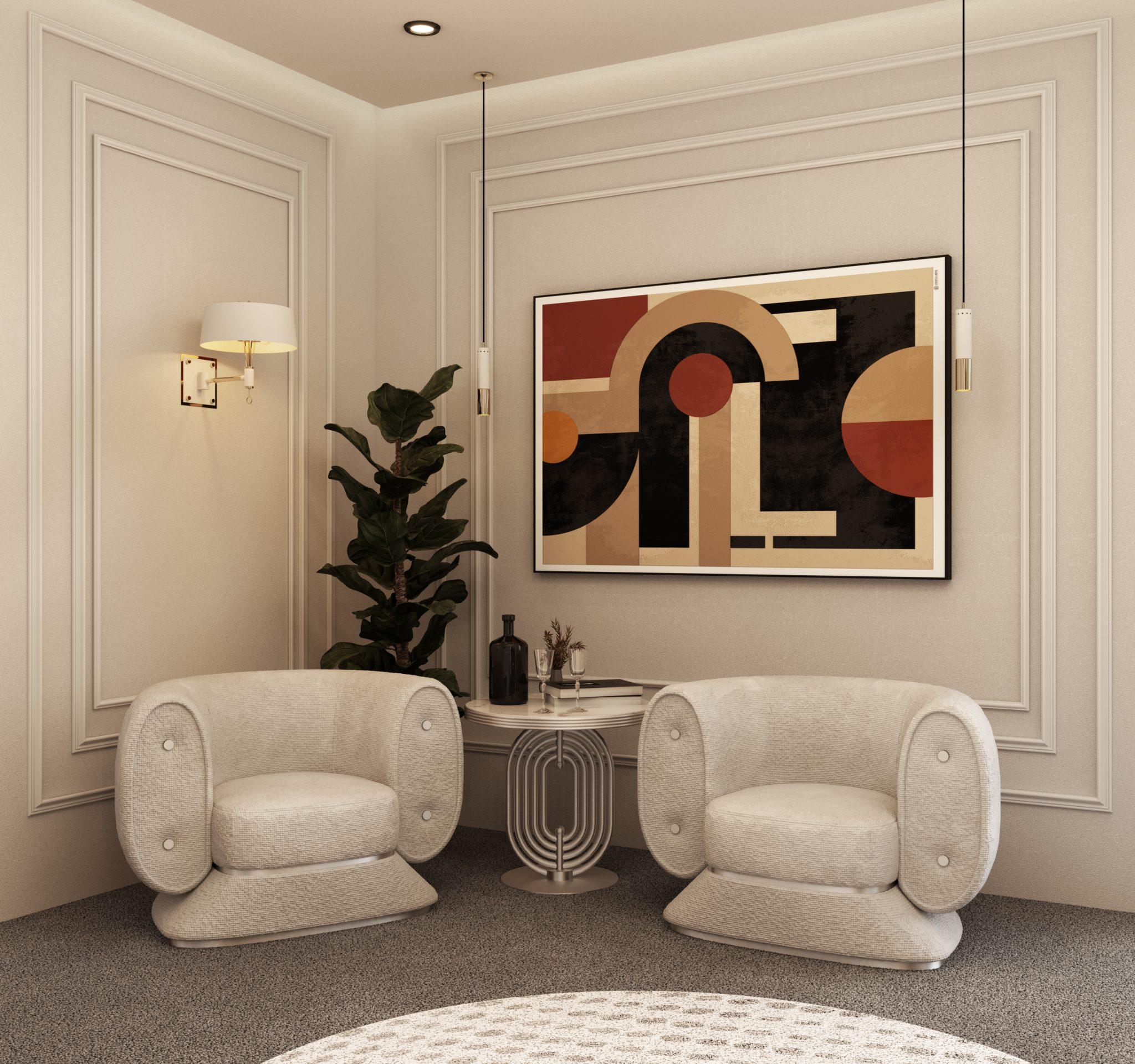 Elegant Mid-Century Modern Bedroom Design Ideas