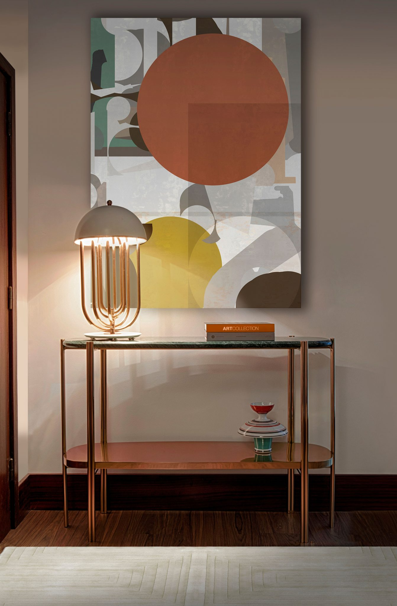 Must Have Mid-Century Modern Lighting Piece For Your Modern Entryway